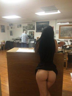 amateur photo Cute little apple ass