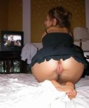 amateur photo Tv time