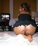 amateur photo Tv time