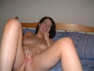 Amateur Teen Spread And Playing