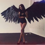 amateur photo Dark Angel