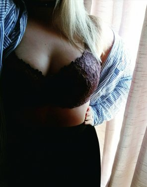 amateur photo New Bra. New Day. <3