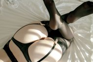amateur photo Stockings and Garters