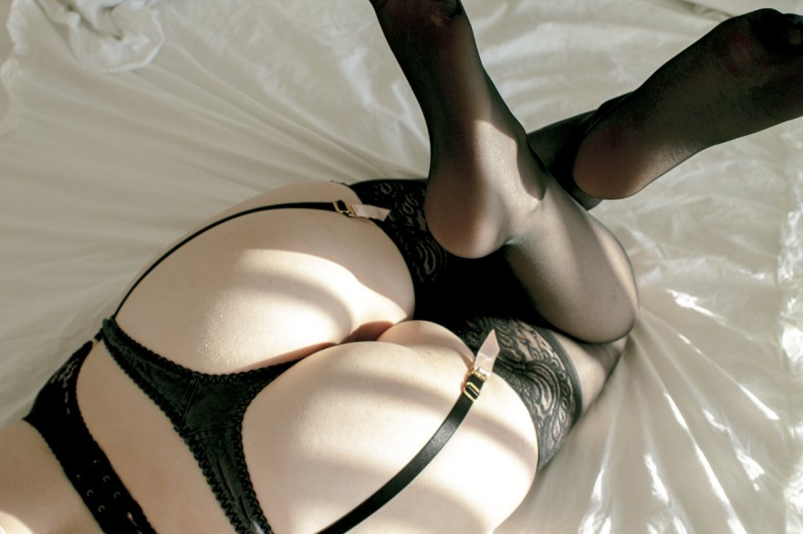 Stockings and Garters Porn Photo