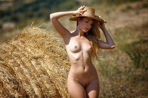 amateur photo Country Girl by Eikonas