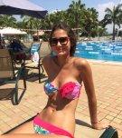 amateur photo Venezuelan model