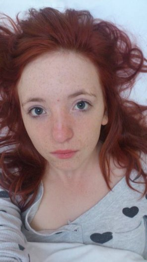 amateur photo freckles are the best [SFW]