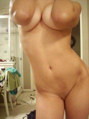 amateur photo Hot selfie