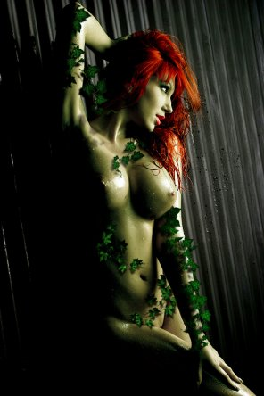 amateur photo Poison Ivy