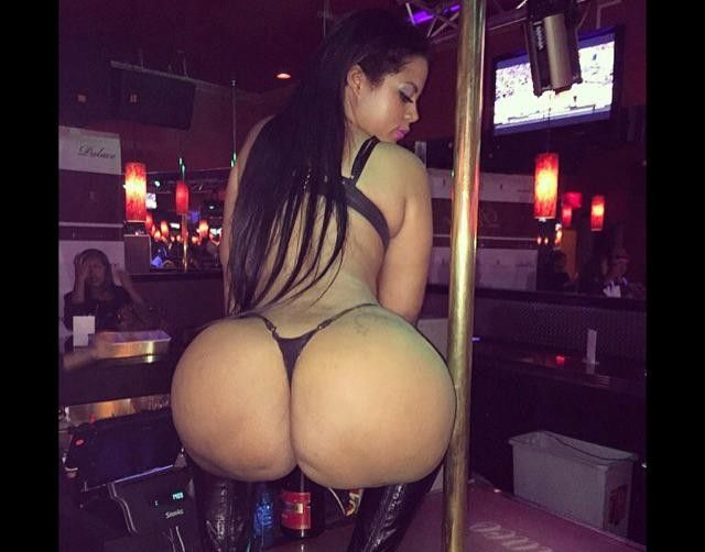 Big butt stripper