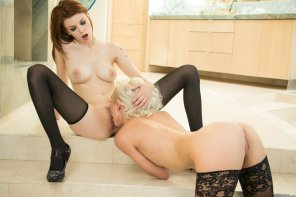 amateur photo Bree Daniels, Natasha Voya