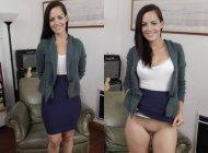 Down/Up Skirt