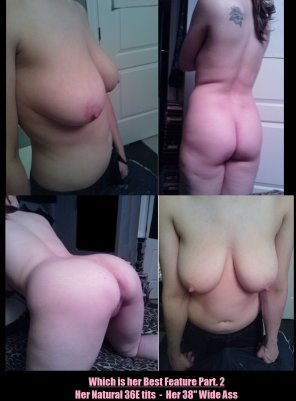 amateur photo Vote for Chantal's best feature part 2!