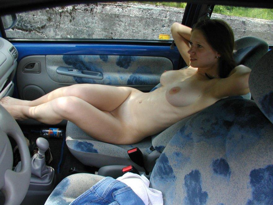 Sexy Passanger Porn Photo
