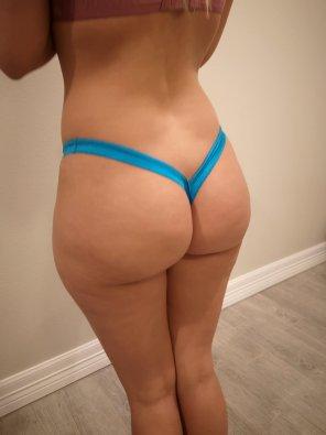 amateur photo #TOTD, My favorite Vback thong!!!