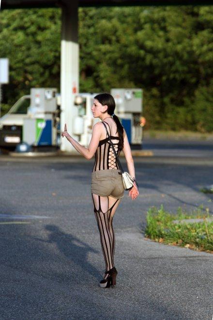 Italian Street Worker Porn Photo