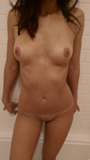 amateur photo I consider myself pretty tight and relatively petite. What do you think? [f]