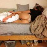 amateur photo Sleeping