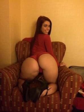amateur photo Red chair