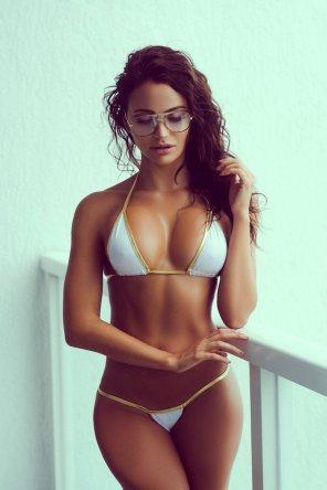 amateur photo Beautiful bikini