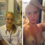 amateur photo Nurse