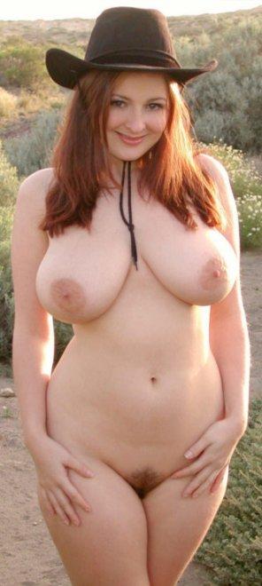 Cowgirl... Porn Photo