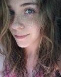 amateur photo It's freckle season
