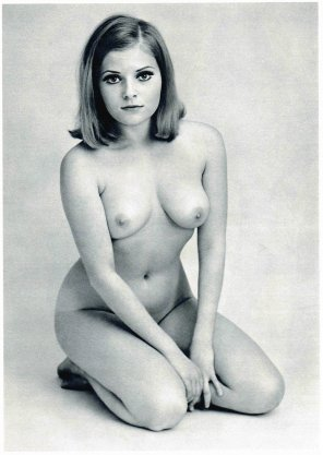 amateur photo Vintage cutie Helga