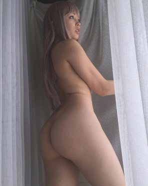 amateur photo A sweet face but sweeter ass