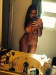 amateur photo Fully tanned