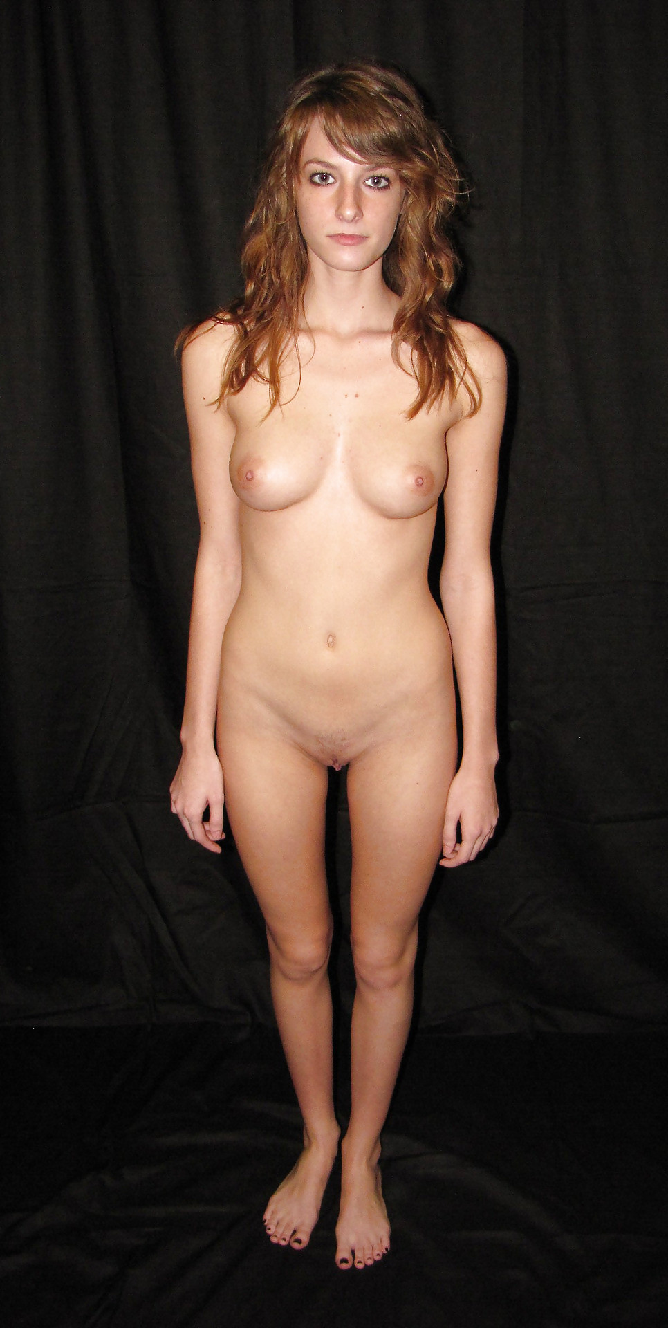 Russian Teen Drunk Nude