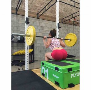 amateur photo College Amateur Squats