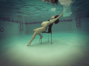amateur photo Underwater