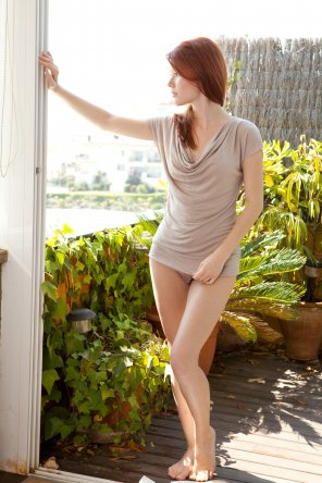 amateur photo High-res shot of Mia Sollis