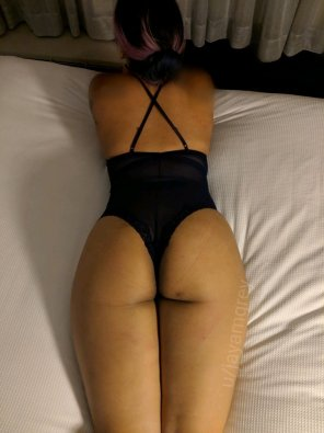 amateur photo Waiting for a [F]riend to join me