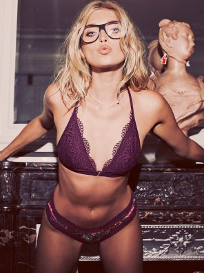 amateur photo Elsa Hosk