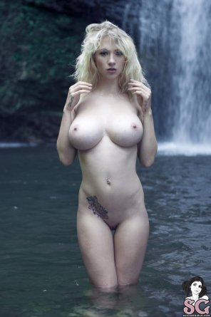 amateur photo Natashalegeyda - Birth of Venus