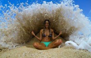 amateur photo Splash!
