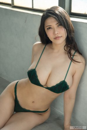 amateur photo Goddess Anri Okita