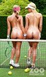 amateur photo I love tennis