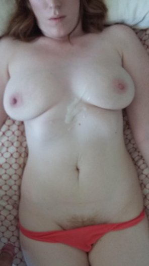 amateur photo My cumslut wife