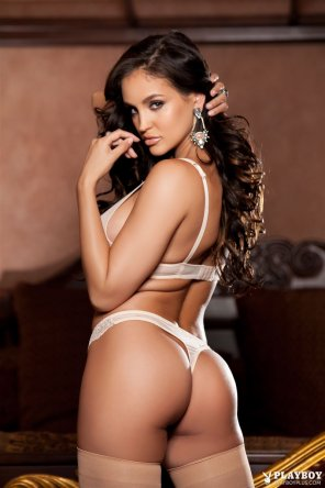 amateur photo Playboy Playmate Jaclyn Swedberg
