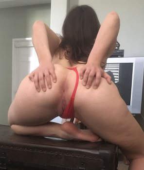 amateur photo have just a peek at that pussy