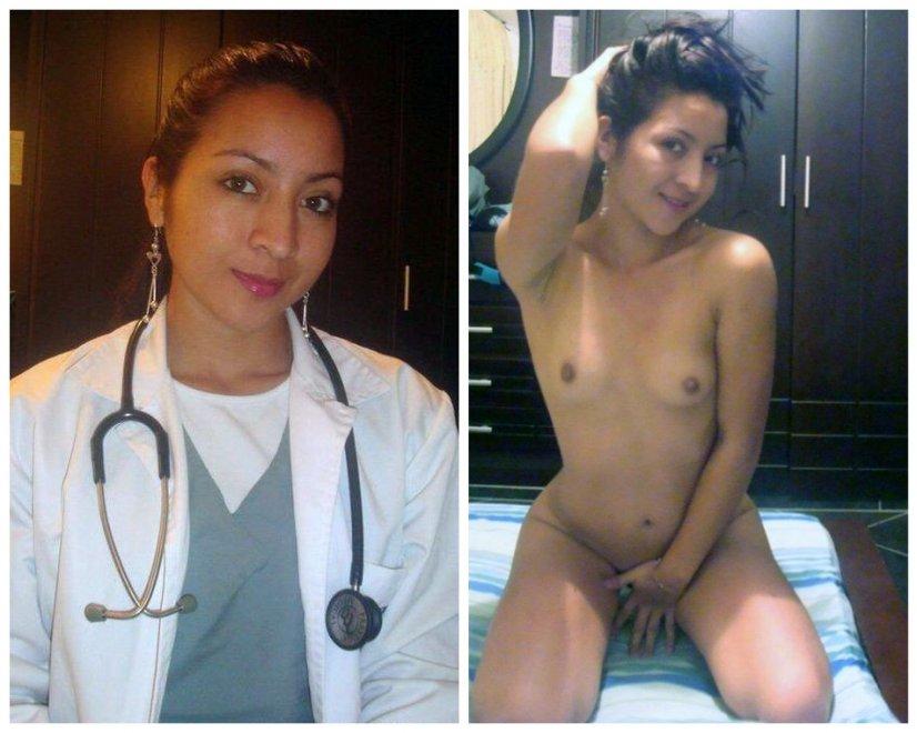 Medical Student Porn Photo