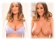 "Stacey-Poole ""Purple bra"""