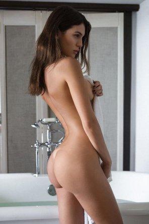 amateur photo Bath time