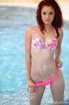 amateur photo Kylie Cole in a Bikini