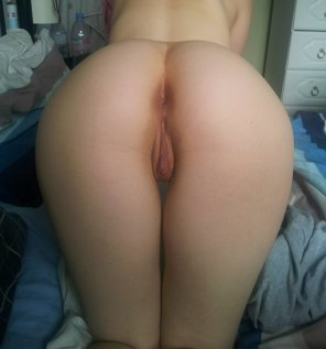 amateur photo From the back