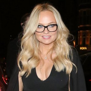 amateur photo Emma Bunton
