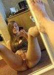 amateur photo Mirror shot